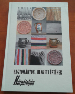 Kárpátalján — збірник етнографічних замальовок